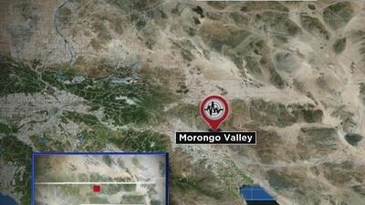 Dos pequeños temblores sacudieron el Sur de California