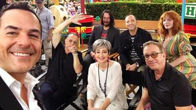Toda la pandilla junta: Carlos Calderón conversó con el elenco de 'Toy Story 4', ¿con qué nos sorprenderán ahora?