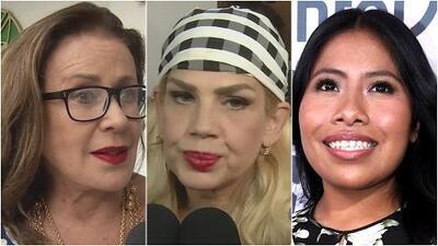 """""""… la bruja la desea"""": Niurka Marcos completa la frase que Laura Zapata dijo sobre la fama de Yalitza Aparicio"""