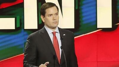 Rubio explica lo que le dijo a Univision en español sobre DACA