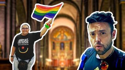 Luego que Mauricio Clark se declaró sanado de la homosexualidad, actriz lesbiana le envía duro mensaje