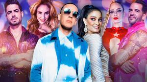 Daddy Yankee en la gran final de Mira Quién Baila