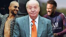 El rey Juan Carlos compite con Maluma y Neymar por los memes y las burlas que le han hecho en redes sociales
