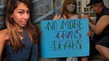"""""""Esto necesita parar ya"""": comunidad LGBTQ exige justicia por la muerte de Iris Santos"""