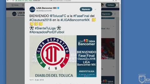 Liga MX da la bienvenida a sus dos primeros invitados a la fiesta grande