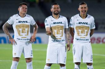 En fotos: Pumas vence con un hombre menos a los Leones Negros en la Copa MX
