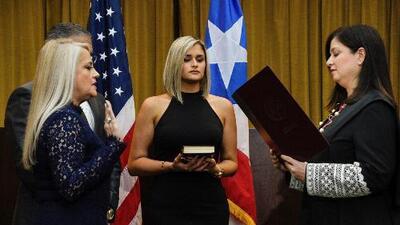 Cinco días, tres gobernadores: Wanda Vázquez asume el poder en un Puerto Rico convulsionado