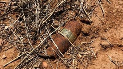 Encuentran un artefacto explosivo de la Segunda Guerra Mundial cerca del muro fronterizo en Arizona