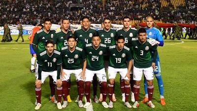 Los aprobados y reprobados de México ante Costa Rica