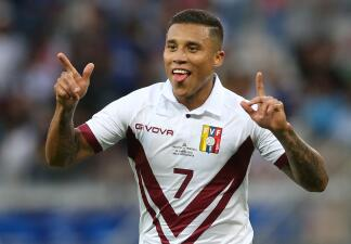 En fotos: Venezuela se impone a Bolivia y accede a Cuartos de Final de la Copa América