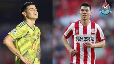 James se acerca al Atlético de Madrid en carambola que podría impulsar al 'Chucky' al Napoli