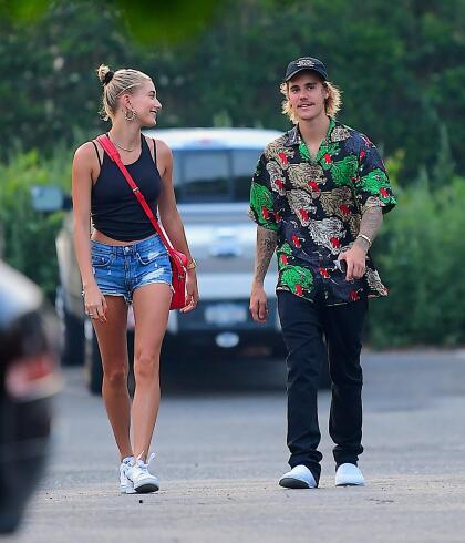 """<b><a href=""""https://www.univision.com/temas/justin-bieber"""" target=""""_blank"""">Justin Bieber </a></b>y  <b><a href=""""https://www.univision.com/temas/hailey-baldwin"""" target=""""_blank"""">Hailey Baldwin</a></b> están a unos meses de cumplir su primer año de casados y, tal parece, no tienen prisa por hacer crecer la familia."""
