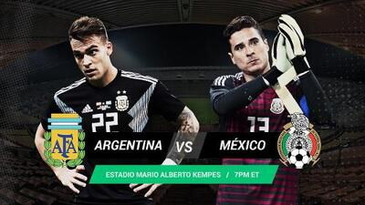 Ante Argentina, Ricardo Ferretti dirige su penúltimo partido con el Tri