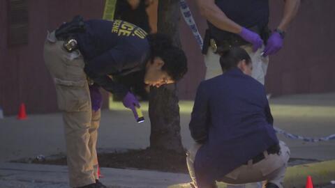 Las autoridades buscan al responsable de balear a un niño en la cabeza en El Bronx