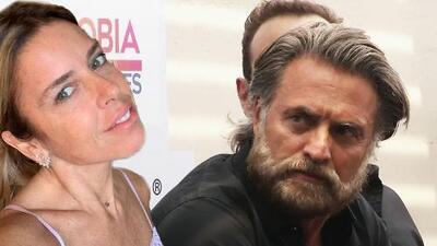 """Con enojo, Juan Soler exige sacar a una """"molesta"""" periodista por cuestionarle sobre su separación con Maki"""