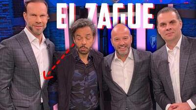 Esta es la historia detrás de la foto de Eugenio Derbez que le arrancó este emoji 😂 a los famosos