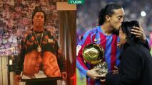 Ronaldinho lanzará una canción dedicada a su madre
