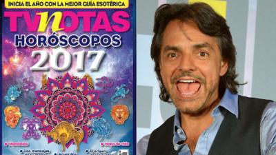 Eugenio Derbez y Lucero celebran clausura de TV Notas. ¿Qué les hizo la revista?