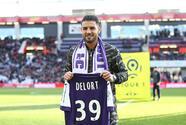 """Andy Delort: """"Muchos clubes me querían"""""""