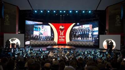 La próxima votación del Salón de la Fama del fútbol se celebrará en Madrid