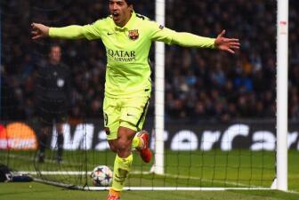 Barça sale con el botín de la cancha del City