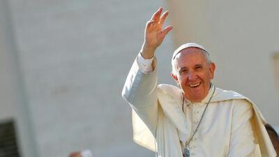 Antes de reunirse con la jerarquía de la iglesia luterana, el Papa clama por la unidad de los cristianos