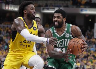 En fotos: Boston Celtics barre a Indiana Pacers y se alista para los Bucks