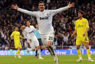 Madrid hizo magia ante Villarreal