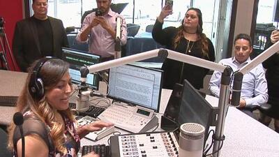 Univision Radio estrena estudios en San José