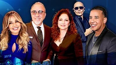 Homenaje a Gloria y Emilio Estefan, el regreso de Wisin y Yandel y más sorpresas en la edición número 30 de Premio Lo Nuestro