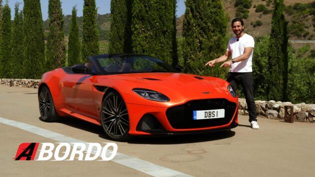 Aston Martin DBS Superleggera Volante 2020 | Prueba A Bordo completa