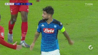 ¿Te volviste Lorenzo, Insigne? Napoli desperdicia otra clara oportunidad ante el marco