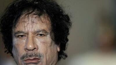 Gadafi secuestraba mujeres y las violaba en las 'cámaras del sexo'