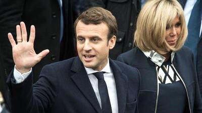 """Macron cree que el traspaso de Neymar es reflejo del """"atractivo"""" de Francia"""