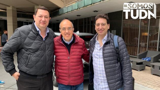 Somos TUDN: El impresionante viaje de Los Tres Amigos