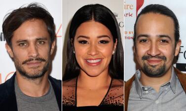 Latinos de la lista de los 100 más influyentes de la revista Time