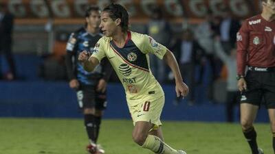 Los 10 mejores   ¡Apareció el 'Niño de Oro' del América! Diego Lainez y su doblete ante Pachuca