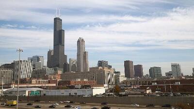 A Chicago le espera una mañana de martes con probabilidad de lluvias pasajeras y cielos nublados