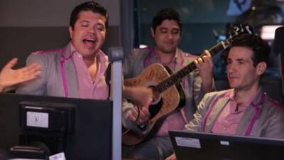 "Uforia Lounge: Jorge Medina de La Arrolladora canta ""Mi Segunda Vida"""