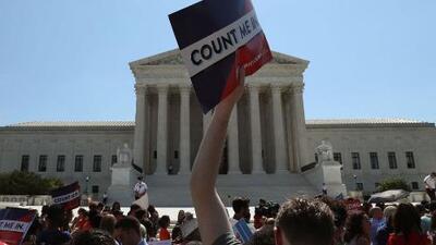 La explicación de por qué el fallo de la Corte Suprema contra la pregunta de la ciudadanía en el censo es temporal