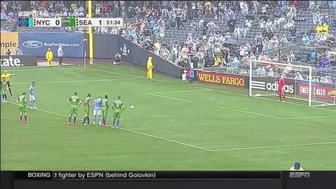 David Villa alcanza el medio centenar de goles en la MLS