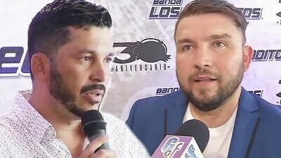 Tristeza y enojo: Poncho Lizárraga rompe el silencio sobre la salida de 'El flaco' de la Banda Los Recoditos