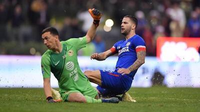 El color de la Final de ida: América y Cruz Azul se guardaron los goles para el domingo