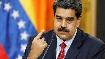 """EEUU anuncia nuevas sanciones contra el gobierno de Venezuela y Maduro las cataloga de """"inmorales y criminales"""""""