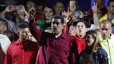 Nicolás Maduro es reelecto presidente de Venezuela entre irregularidades y rechazo de la oposición