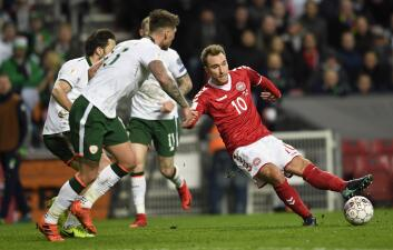 ¡Total suspenso! Dinamarca e Irlanda dejaron todo para la vuelta