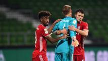 Bayern Múnich recupera a Coman para juego contra Barcelona