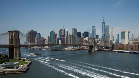 Día fresco y nublado, el pronóstico del tiempo para este sábado en Nueva York