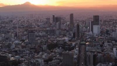 Fuerte sismo en el este de Japón