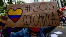 Colombianos en Chicago planean protesta en contra de los actos violentos en su país y piden apoyo de los latinos